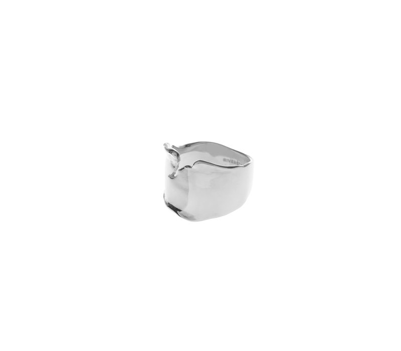 Valley Ring  Silver