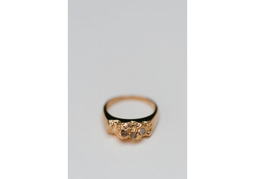 Mount Ring Gold Plated