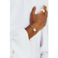 Light Armband Zilver