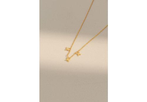 Metropolis Necklace 14k Responsible Gold