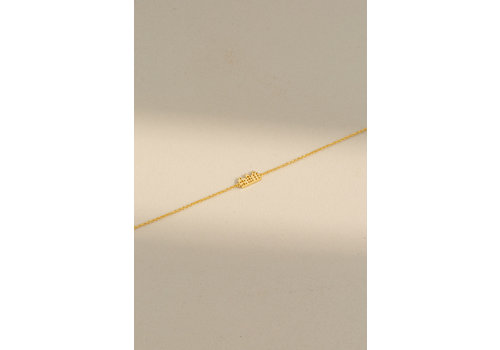 Canal Armband 14k Verantwoord Goud