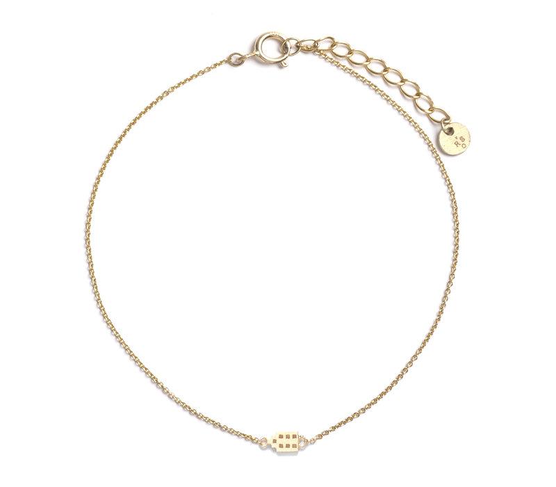 Jordaan Bracelet 114k Responsible Gold