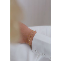 Balance Armband Verguld