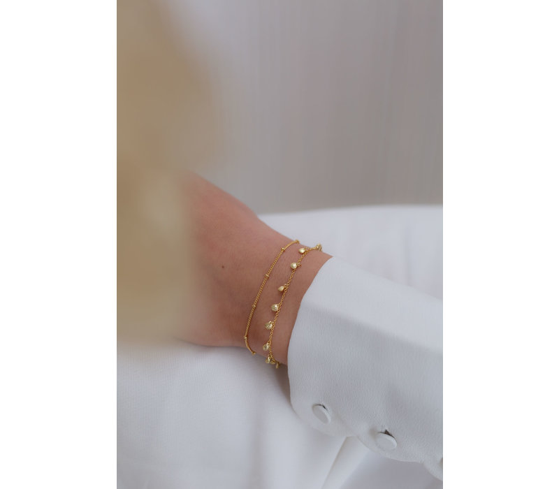 Mare Armband Verguld