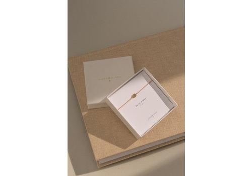 Drusy Bracelet Gold Plated
