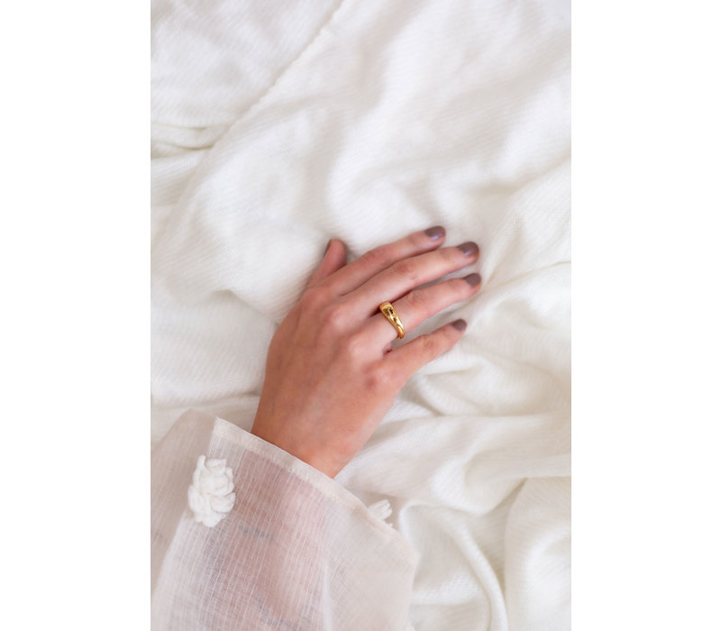 Essence Ring Gold Plated