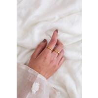 True Ring 14K Verantwoord Goud (Gepersonaliseerd)