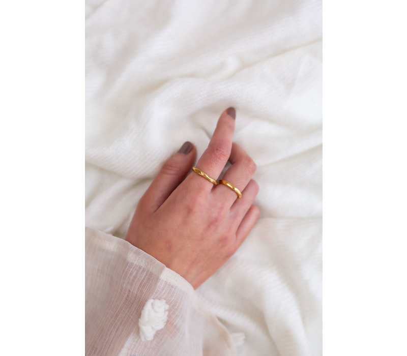True Ring 14K Responsible Gold (Personalized)