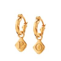 Fair Earrings 14K Responsible Gold (Personalized)
