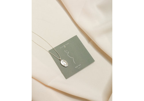 Care Necklace Silver