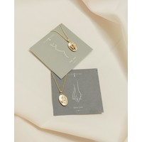 Adored Necklace Gold Plated