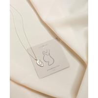 Beloved Necklace Silver