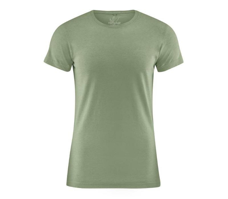 HempAge Slim Fit T-Shirt - Cactus