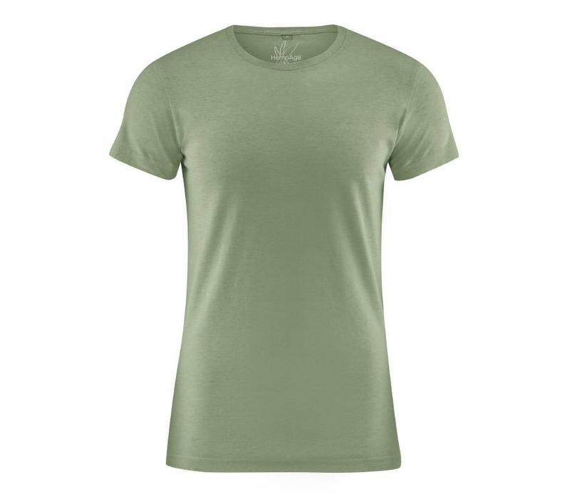 HempAge Slimfit T-Shirt - Cactus