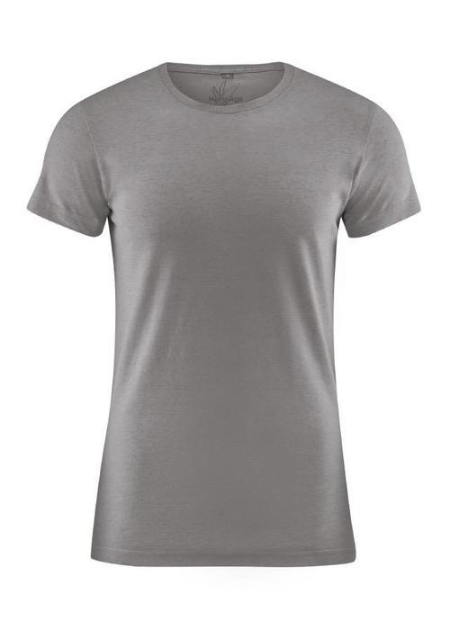 HempAge HempAge Slim Fit T-Shirt - Taupe