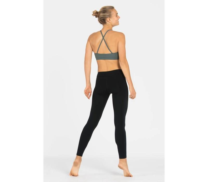 Dharma Bums Bliss Sports Bra - Sage