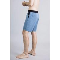 Ohmme Eco Warrior I Yoga Shorts - Ocean