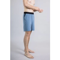 Ohmme Eco Warrior I Yoga Shorts - Ocean