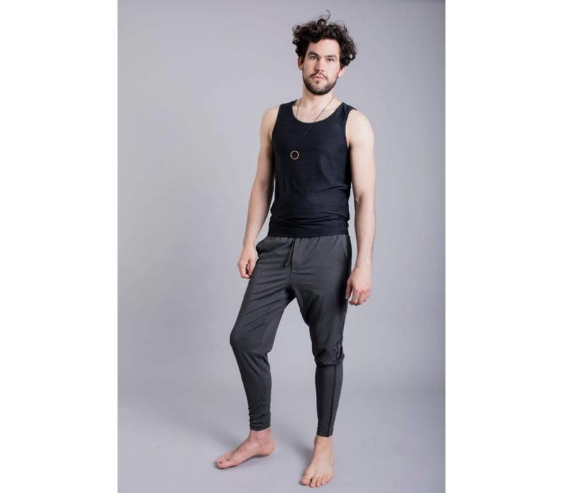 Ohmme Vajra II Yoga Vest - Black