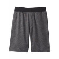 PrAna Vaha Short - Black Herringbone
