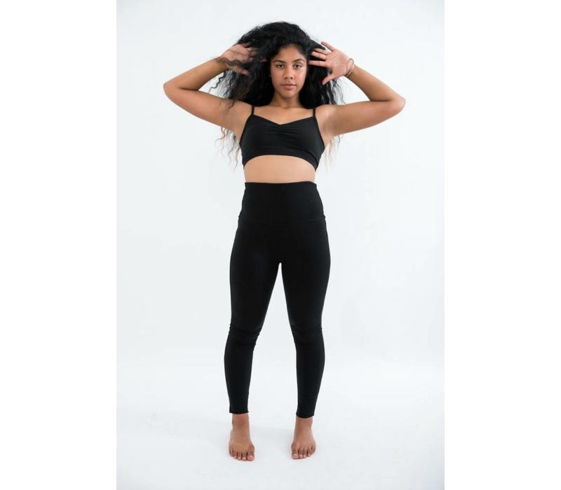 Sweetskins High Waist Leggings - Black