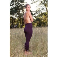 Sweetskins High Waist Leggings - Plum