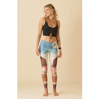 Teeki Yoga Legging - Unicorn Wrangler