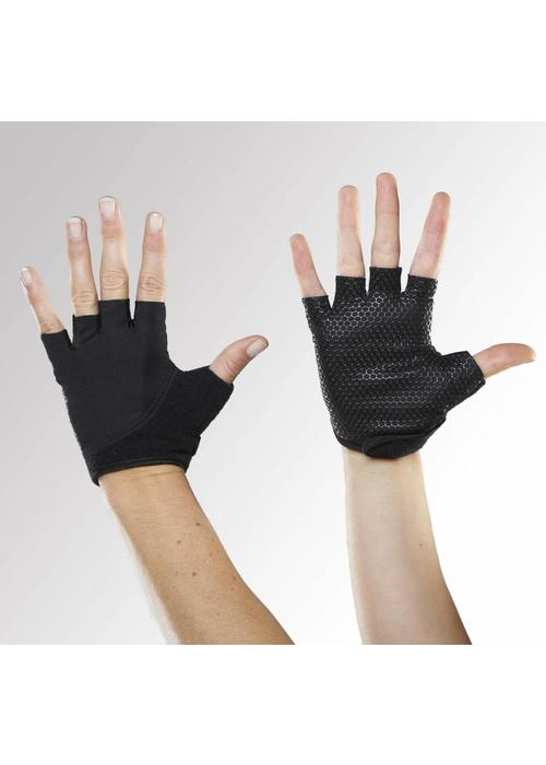 Toesox Toesox Anti-Rutsch Handschuhe - Schwarz