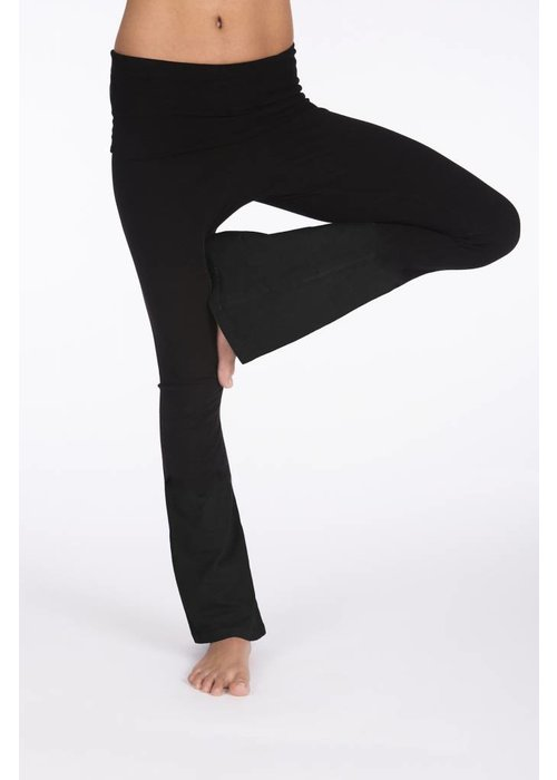Urban Goddess Urban Goddess Pranafied Yoga Hose - Urban Black