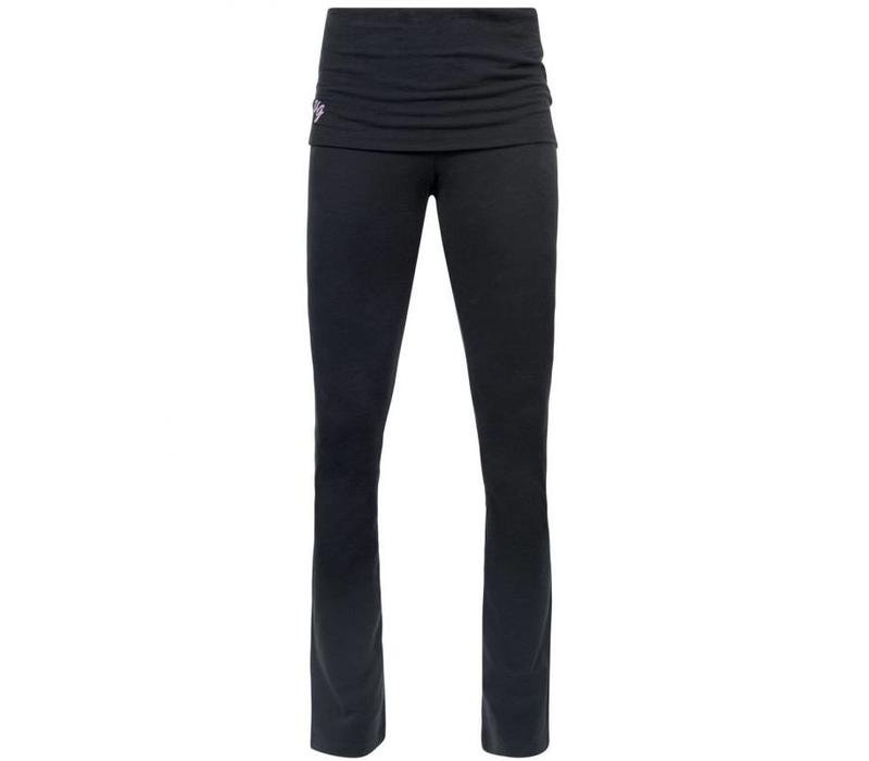Urban Goddess Pranafied Yoga Pants - Urban Black