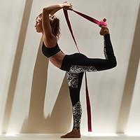 Manduka Align Yogagurt 305cm - Midnight