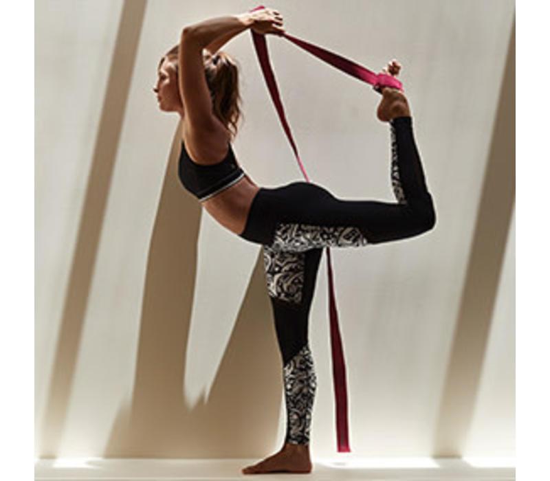Manduka Align Yoga Strap 244cm - Midnight