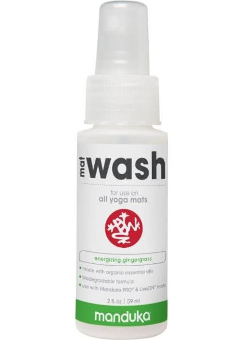 Manduka Manduka All Purpose Mat Wash 59ml - Gingergrass