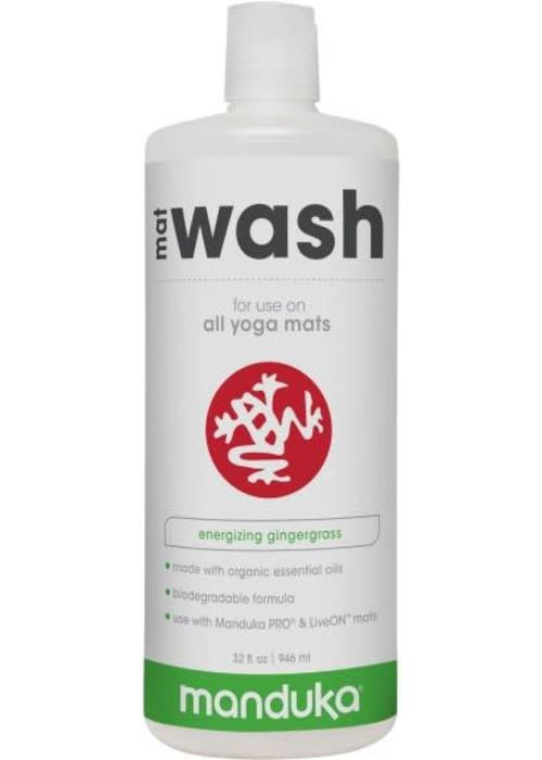 Manduka Manduka All Purpose Mat Wash 946ml - Energizing Gingergrass