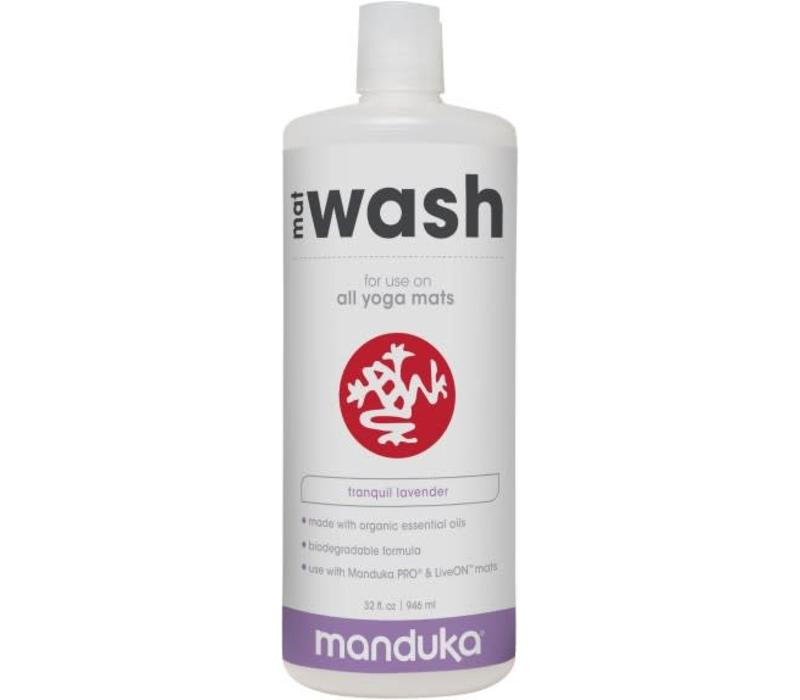 Manduka All Purpose Mat Wash 946ml - Lavender