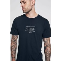Spiritual Gangster Men's Hari Om Mantra Performance Tee - Vintage Black