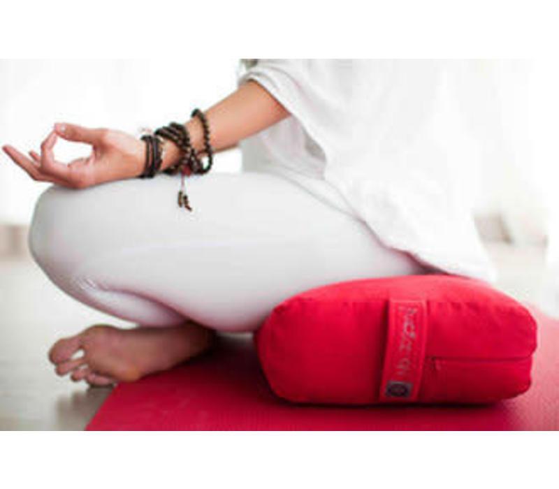Manduka Yoga Bolster Lean - Thunder