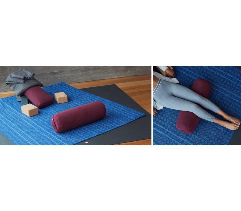 Manduka Yoga Bolster Rectangular - Magic