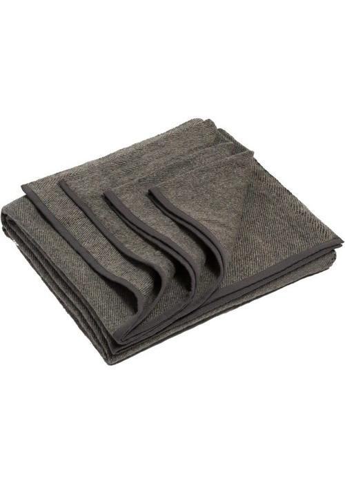 Manduka Manduka Yoga Decke Recycelte Wolle - Sediment