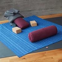 Manduka Yoga Deken Katoen - Thunder