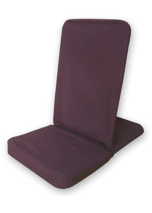 BackJack BackJack Meditation Chair Foldable - Burgundy