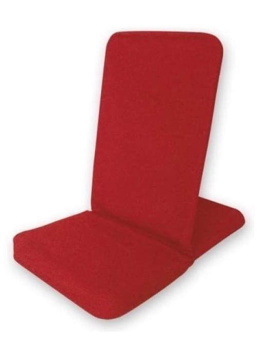 BackJack BackJack Meditation Chair Foldable - Red