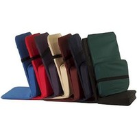 BackJack Meditation Chair Foldable - Red