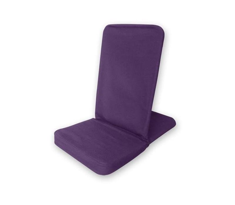 BackJack Meditation Chair XL - Purple