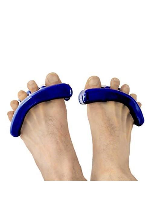 YogaToes YogaToes Teenspreiders - Donkerblauw