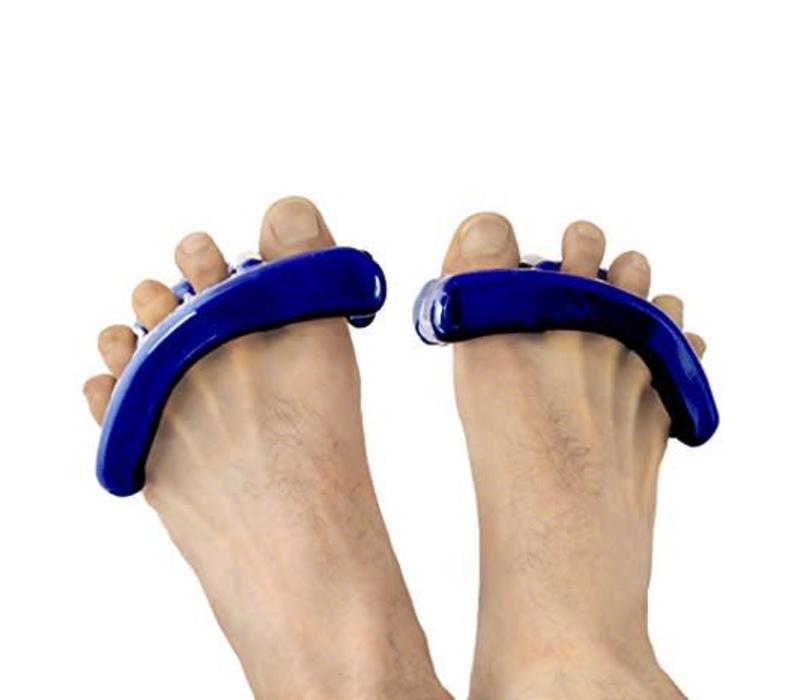 YogaToes Zehenspreizer - Dunkelblau