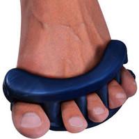 YogaToes Teenspreiders - Donkerblauw