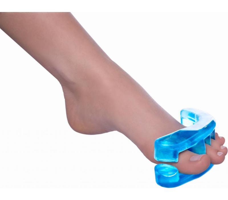 YogaToes Zehenspreizer - Hellblau