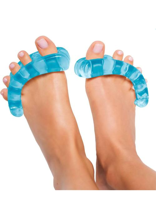 YogaToes YogaToes Zehenspreizer - Hellblau