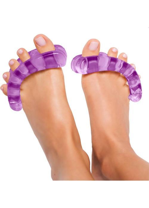 YogaToes YogaToes Teenspreiders - Paars